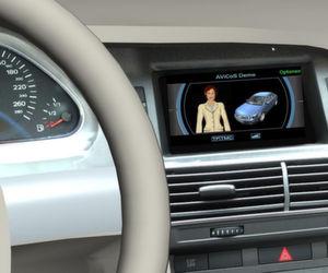Der virtuelle Beifahrer soll das Nachschlagen in der Bedienungsanleitung des Autos überflüssig machen (TU München)