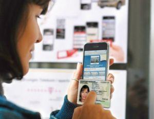 Schnelle, sichere und kostengünstige Authentifizierung direkt am Telefon mit Smartphones und der eID-Funktion des neuen Personalausweises (nPA).