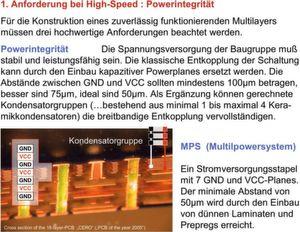 Bild 1: Multipowersysteme in einem Multilayeraufbau