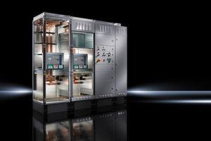 Schaltanlagen, die mit dem Systembaukasten Ri4Power realisiert werden, lassen sich einfach auch gemäß der neuen DIN EN 61439 planen und dokumentieren. Bilder: Rittal