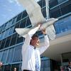 Bundespräsident stattet Zukunftspreisträger 2010 einen Besuch ab