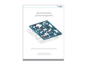 Den kostenlosen Ratgeber zum Lizenzmanagement gibt es gedruckt oder als Download.