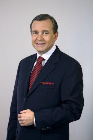 Werner Leibrandt, Leiter Markt- und Wettbewerbsstrategie bei Microsoft (Alex Schelbert)
