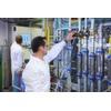 Verbrennung in zwei Kammern für sauberes Produktgas