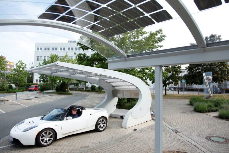 der sunovation eco technics ist ein carport der design mit funktionalit t in attraktiverweise. Black Bedroom Furniture Sets. Home Design Ideas