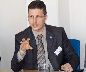 Rolf Braun ist Vorstand der Cema AG.
