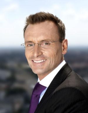 Walter Denk, Vice President & General Manager von Comparex Deutschland