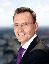 Walter Denk, Vice President & General Manager von Comparex