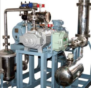 The Vacuum Pumping System (VPS) manufactured by Everest has vastly improved operational efficiency in a pharmaceutical company in India. (Picture: Everest)