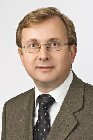 Matthias Zacher, Senior Consultant Projektleiter bei IDC in Frankfurt