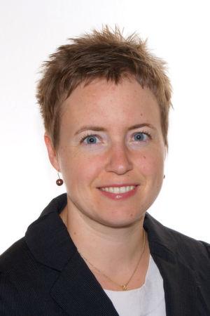 Carla Arend, Program Manager, European Infrastructure Software bei IDC in Kopenhagen