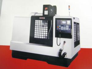 Zum Produktportfolio von FFG-Feeler gehören auch Drei-Achs-Bearbeitungszentren von Typ VMP. Es gibt die Maschine in neun Varianten. Bild: Feeler