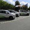 E-Car-Sharing-System für Mitarbeiter in Berlin