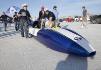 Studenten bauen Elektroauto in der E1-Klasse mit über 250 km/h Höchstgeschwindigkeit