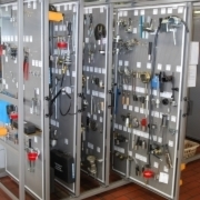 Beim Indeco-Lagersystem hat jedes Werkzeug seinen festen Platz.
