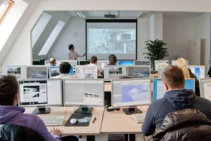 ATC-Training mit Autodesk 3ds Max bei Virtual Pix in Hannover (Bilder: Virtual Pix)
