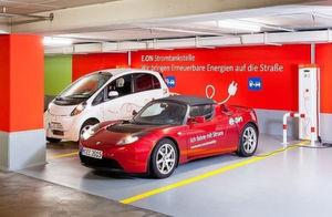 Cloud-System hilft beim Aufbau von E-Car-Lade-Infrastrukturen