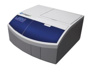 Das RapidHIT 200 ist ein vollautomatisiertes portables System zur DNA-Typisierung innerhalb von weniger als zwei Stunden. (Bild: IntegenX)