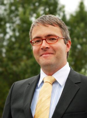 Markus Eggensperger ist Vorstand bei der United-Domains AG.