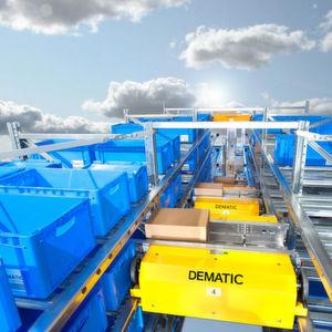 """Der Intralogistikspezialist Dematic beteiligt sich an der Weiterentwicklung des Forschungsprojektes """"Cloud-Computing für Logistik"""". Bild: Dematic"""