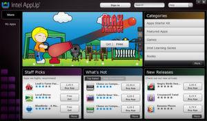 AppUp vereint über 4.000 Windows-Apps für Notebooks und Netbooks