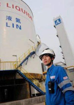 air liquide success in china Air liquide has strengthened its position in its markets through the  our clients'  success stories a major acquisition on the world's first.