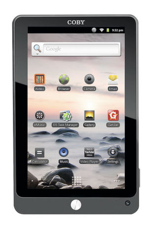 Für die Kyros-Tablets steht ab sofort der Getjar-App-Stor zur Verfügung.