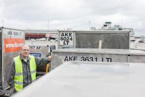 Zum Cargo-Service der Wisag gehört beispielsweise Warehousehandling, Lagerung und Disposition, Nachtpostabfertigung, Trucking sowie das Handling von Frachtdokumenten. (Bild: Wisag)