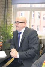 Erwin Schwärzer, Bundesinnenministerium