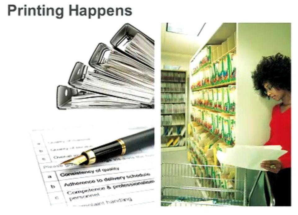 Novell verbessert insbesondere die Druck-Dienste im Open Enterprise Server 11.
