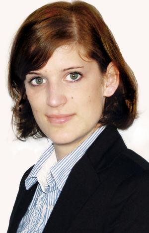 Jennifer Waldeck, Research Analyst bei IDC in Frankfurt