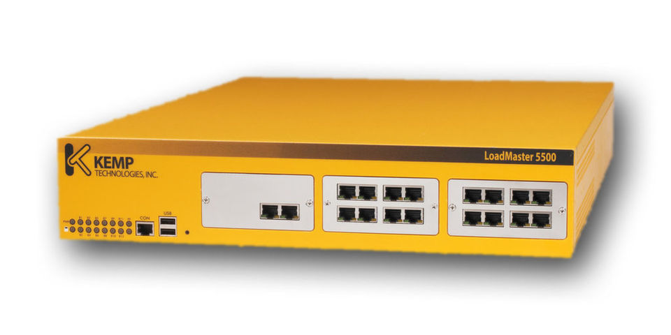 Das Update ist erhältlich für die LoadMaster-Appliances 2200, 2600, 3600, 5500 sowie Virtual LoadMaster.
