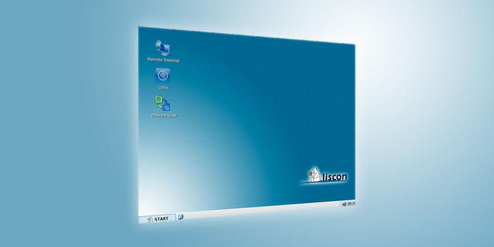 Die RDP-Erweiterung RemoteFX gibt es bereits mit dem aktuellen Liscon OS 2.31.0.