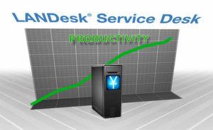 Mit den Änderungen in Landesk Service Desk von 7.4 auf die Version 7.5 soll sich Produktivität der Service-Mitarbeiter deutlich erhöhen lassen. (Bild: Landesk)