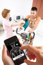 Auch in der Medizintechnik kommt Bluetooth 4.0 mit dem iPhone als Zubehör zum Einsatz.