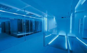Elektromagnetische Unverträglichkeiten lassen sich nur bei Betrachtung des kompletten RZ-Gebäudes in den Griff bekommen. (Bild: Prior1 GmbH)