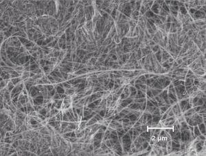 Kohlenstoffnanoröhren unterschiedlicher Hersteller werden zu dispergierfähigen Kohlenstoffnanoröhren aufbereitet. (Bild: Fraunhofer-IFAM)