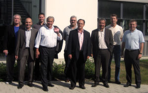 Excecutive team of French biotechnology company Rhenovia. (Picture: Rhenovia)