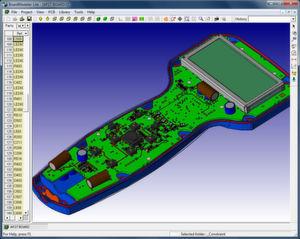 Board Modeler Lite vereint die Leistungsstärke von MCAD mit der Detailtreue von ECAD. (Bild: Zuken)