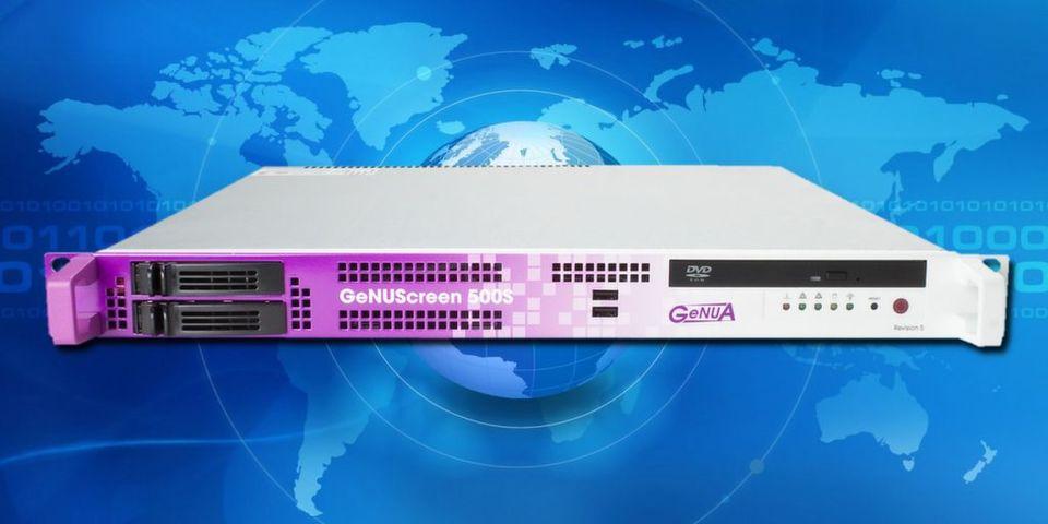 Mit der neuen Firewall und VPN-Appliance GeNUScreen 3.0 können Unternehmen und Behörden ihren Mitarbeitern mit mobilen Endgeräten einen sicheren Zugang zum Firmenetzwerk ermöglichen. Ein Key Server beschleunigt die Schlüsseloperationen zur Anbindung mehrerer tausend mobiler Anwender.