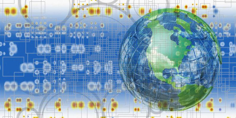 Applikationsbereitstellung über Internetportale und HTML.