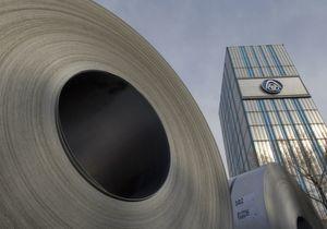 Die Sparte Edelstahl ist für Thyssenkrupp bald Vergangenheit. (Bild: Thyssenkrupp)