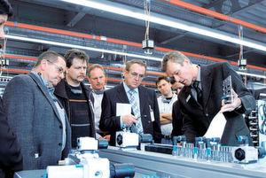 Die Konstruktionswoche Schwerpunkt Sicherheit geht auf die Risikobeurteilung sowie das Anwenden der Maschinenrichtlinie ein. (Bild: Festo)