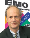 International Companies Lead the Exhibitor Rush to Register for EMO Hannover 2011