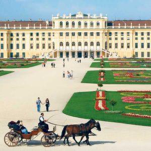 Schloss Schönbrunn (Foto: Austrian Views)