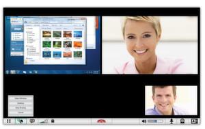 An Funktionen für Datenaustausch und Collaboration hat LifeSize bewusst gespart.