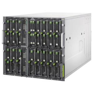 Blade-Server der Reihe Primergy BX900 werden künftig mit Infiniband-FDR-Komponenten ausgestattet sein.