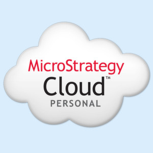 Datenanalysen ohne Software-Installation mit MicroStrategy Cloud Personal.