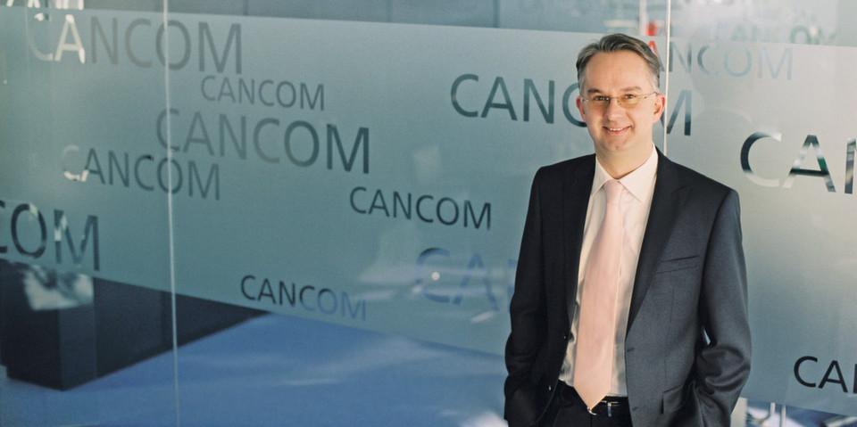 Klaus Weinmann, Vorstandsvorsitzender von Cancom
