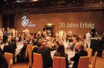 Das 20. Jubiläum feierte Cancom gebührend im Münchner Lenbach.